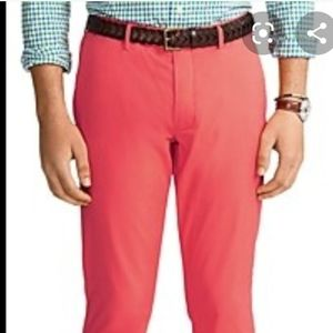 Polo Ralph Lauren flat front classic fit pants